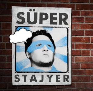 super-stajyer